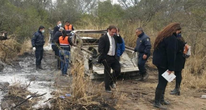 Detienen a cuatro personas por el homicidio de Ricardo Peñaflor en Frías