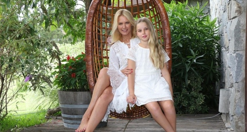 ¡Igualita a su mamá! La hija de Valeria Mazza debutó como modelo en Milán