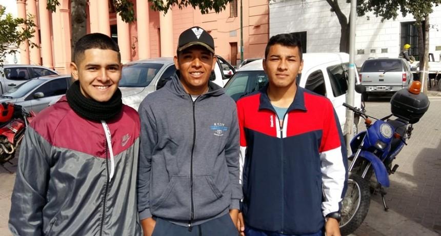 Estudiantes de Educación Física lanzaron campaña solidaria para los niños de Carachi - Belén