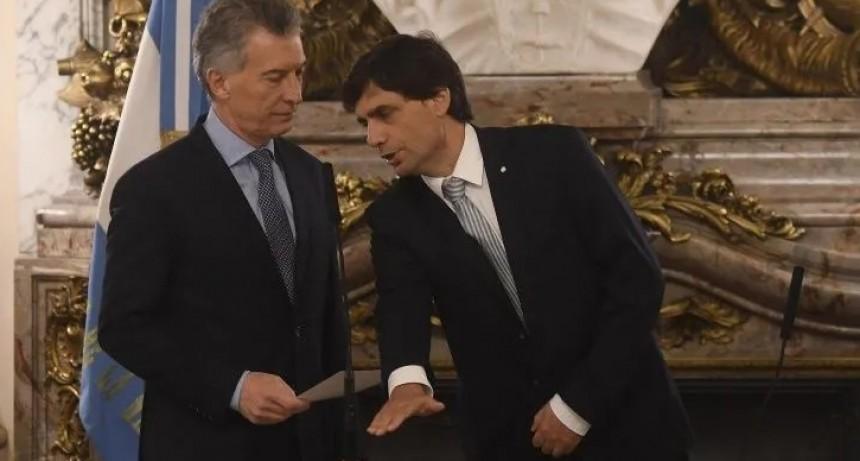Lacunza nuevo ministro de Hacienda