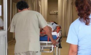 """SANTIAGO DE ESTERO: Conmoción en el hospital, """"En la mochila está el feto"""""""