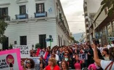 """Convocan a una nueva marcha """"Ni Una menos"""""""