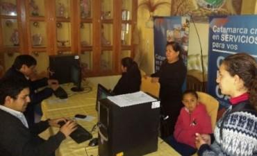 Alumnos de Andalgalá ya cuentan con el boleto gratis