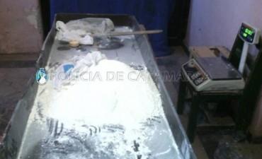 Cabecilla de narcofamilia capturado en Catamarca
