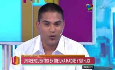 """Catamarqueña se reencontró con su hijo a través del programa """"Los unos y los otros"""""""