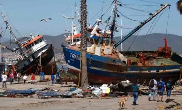 CHILE:  Las víctimas fatales subieron a 12
