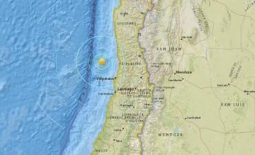Una nueva réplica de 6,3 grados se hizo sentir en Mendoza y San Juan