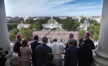 El discurso completo del papa Francisco que cautivó al Congreso de los Estados Unidos