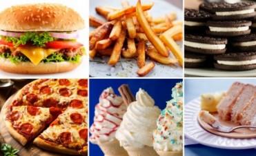 Restaurantes y locales deberán informar el valor calórico de sus platos