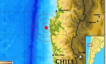 Otro temblor en Chile tuvo impacto en Argentina