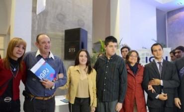Lucía participo del Primer Encuentro de Asociaciones Civiles