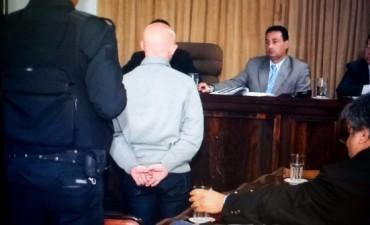 4 años de prisión para Facundo Ayala