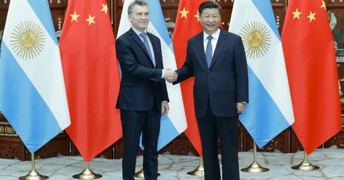Macri le pidió a su par chino