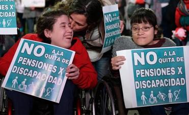 La Justicia ordenó restituir las pensiones por discapacidad