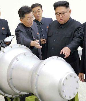 Corea del Norte probó su bomba nuclear más potente