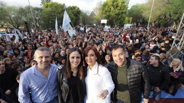 Cristina castigó a Macri por llevar oro del Central a Gran Bretaña