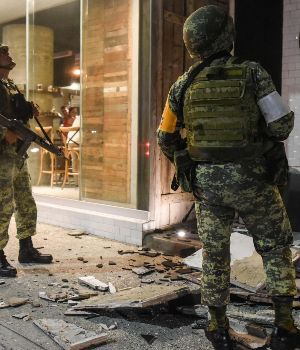 Son 60 las víctimas por el terremoto en Chiapas