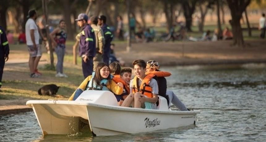 Se desarrolló el Portal del Emprendedor en el Parque Adán Quiroga