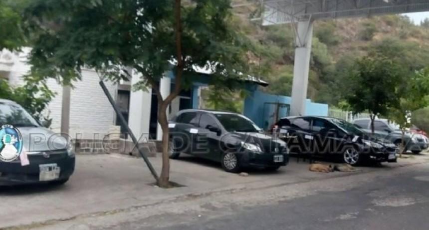 Piden que los vehículos secuestrados sean usados por las fuerzas policiales