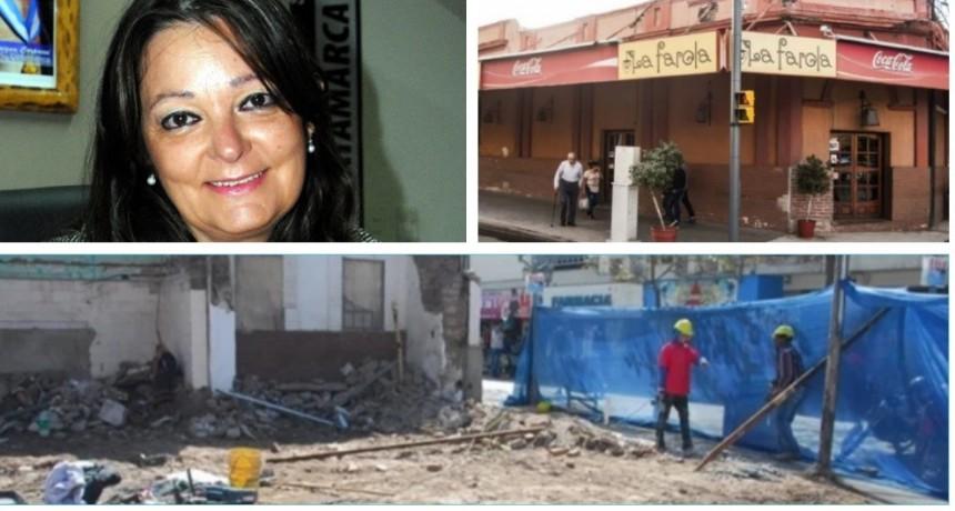 Ponferrada sobre la demolición de la EX farola: En el gobierno anterior se demolieron casas de mayor valor y nadie dijo Nada