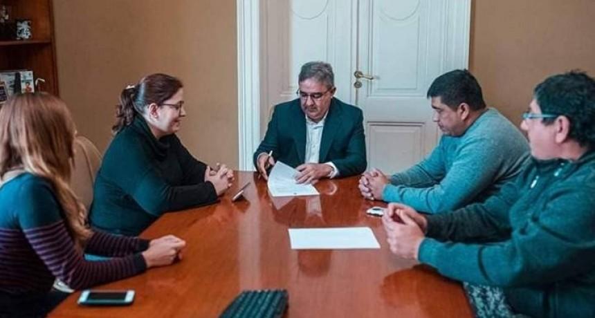 Se firmó un nuevo aumento salarial  para municipales de Capital