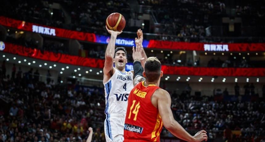 Argentina es Subcampeón del Mundial de básquet