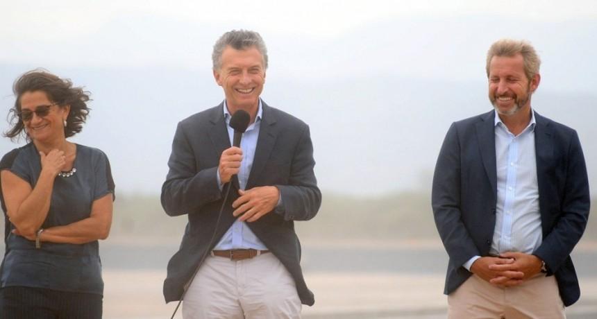 Corpacci en plena campaña vuelve a arremeter contra el gobierno de Macri