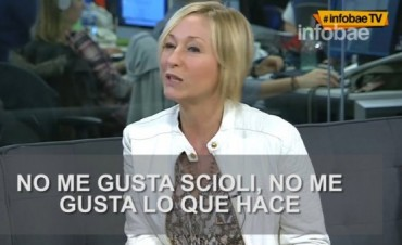 Mónica López renunció a su candidatura
