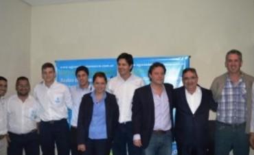 Se presentó la oficina virtual en Aguas de Catamarca