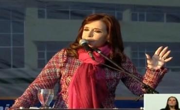 Cristina Kirchner denunció
