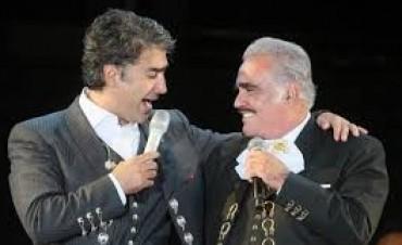 Vicente Fernández se despedirá de los escenarios en febrero de 2016