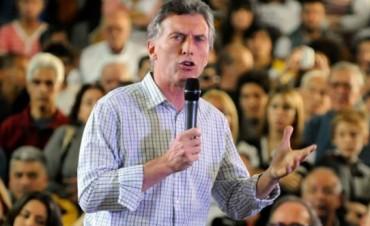 Mauricio Macri instó a conformar un gran frente opositor luego del 10 de diciembre