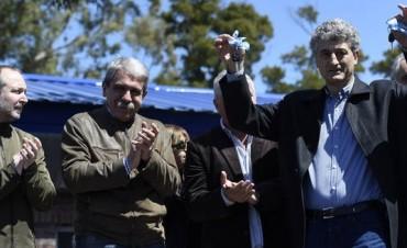 Tras ser citado a indagatoria, Aníbal Fernández vinculó a Bonadio con la oposición
