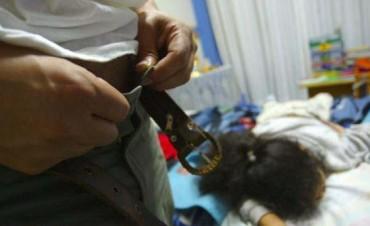 Nena en la Banda Santiago,fue violada e infectada