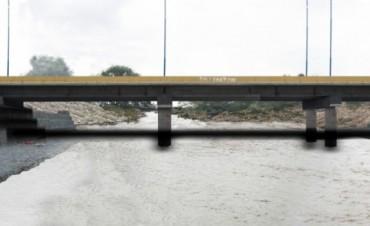 Llaman a licitación para la construcción del nuevo puente sobre el río Bañado de Ovanta