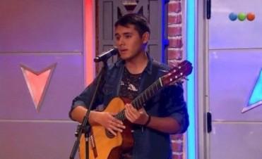 Nicolás Reyna cantó ganó el duelo de Elegidos