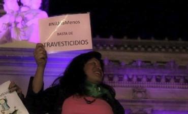 Comunidad gay encuadró la muerte de la militante trans como un