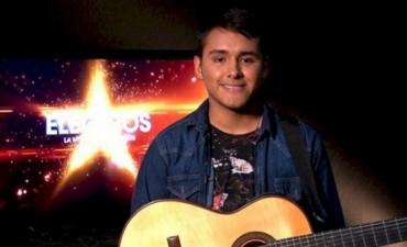 """Nicolás será el primero en cantar en una nueva etapa de """"Elegidos"""""""