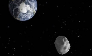 Un gran asteroide pasará cerca de la Tierra el día de Halloween