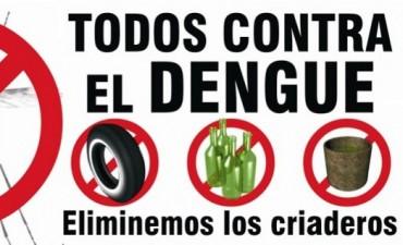 Prevención para combatir el Dengue y la Fiebre Chikunguña