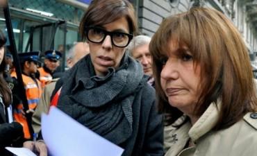 La diputada Alonso ratificó la denuncia y presentó las listas