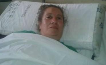 Se conocieron los resultados de la autopsia de la mujer que quemaron y falleció