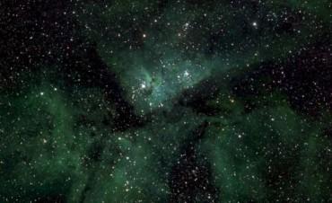 Logran la foto astronómica más grande de la historia