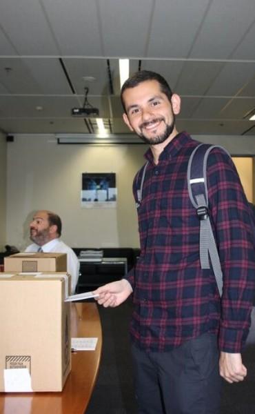 En Australia fueron los primeros Argentinos en votar