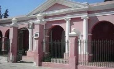 Misa por los difuntos en el cementerio municipal