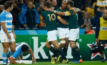 Los Pumas cayeron con Sudáfrica y quedaron en el cuarto puesto