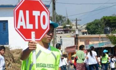 Cortes de tránsito desde el martes por desplazamiento de alumnos