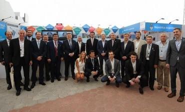 Frigerio presentó el Plan Nacional Urbano y de Hábitat ante la ONU