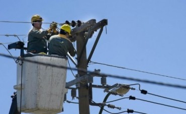 AVISO DE SUSPENSIÓN DE SERVICIO ELECTRICO
