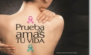Campaña de prevención de cáncer Cervicouterino